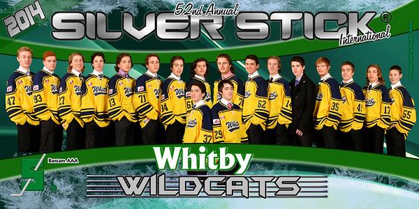 Fri 1330 Whitby Wildcats Vs Huron Perth Lakers