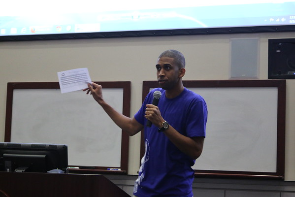 Welcome Week: Comedy Show