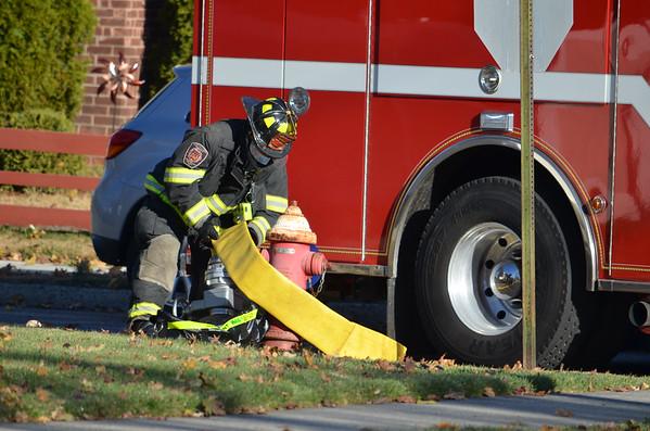 11/21/14 - New Milford, NJ - Basement Fire