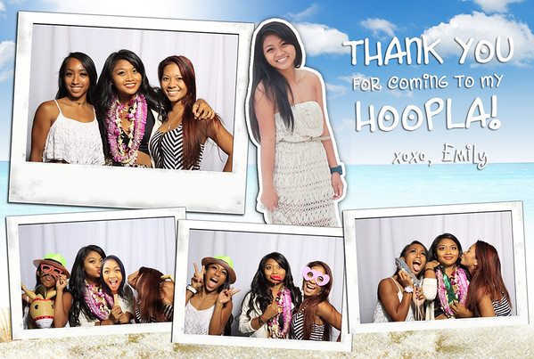Emily's Hoopla (Fusion Portrait Booth)