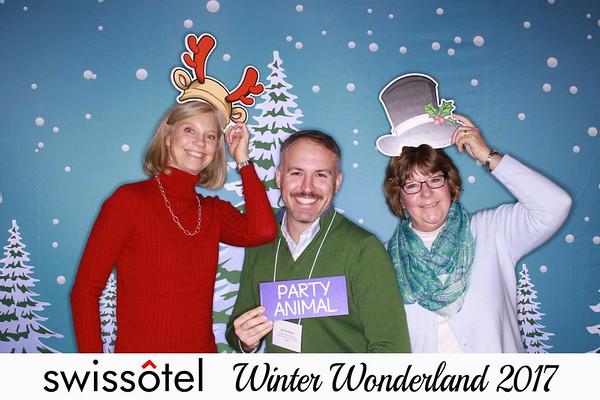 """Swissotel  12/1/17 """"Winter Wonderland"""""""