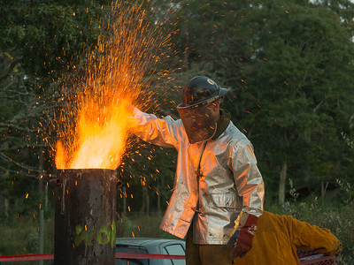 Martha's Vineyard Iron Pour