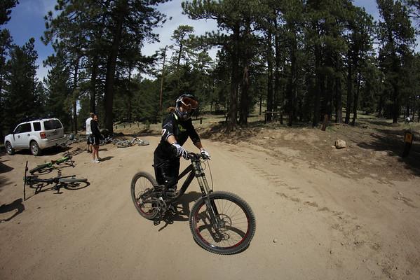 Flagstaff DH day trip 5/6/2012