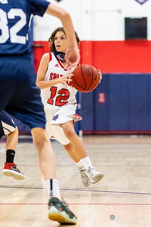 2021 Middle School JV Basketball