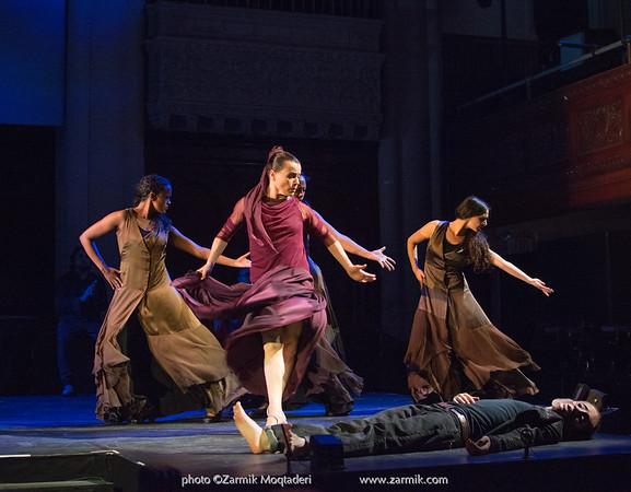 """Noche Flamenca: """"Antigona"""""""