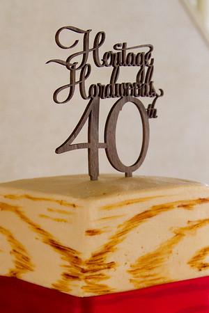 Heritage Hardwoods of KY- 40th Anniversary