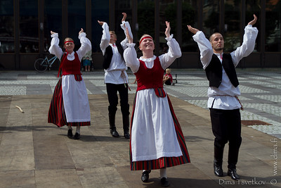 3.8. Tanska 4 Folkloreshow in Fredericia