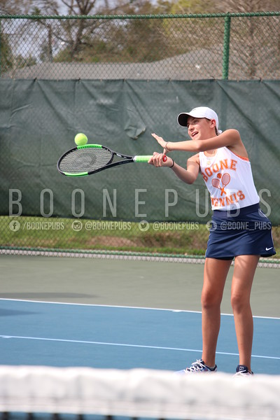 3-2 Tennis practice