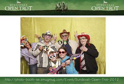 Sundsvall Open Trot-2012