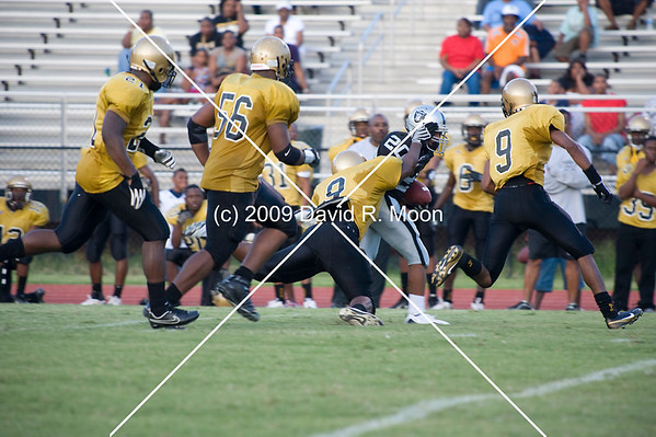 Aug 14 - Douglass Astros vs East Paulding Raiders