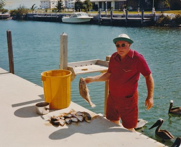 1977 Fishing - Marathon Key Florida