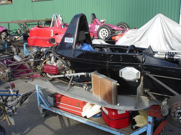 Formula Japan 1600 rebuild