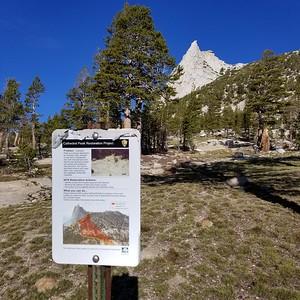 Cathedral Peak - June 6 2018