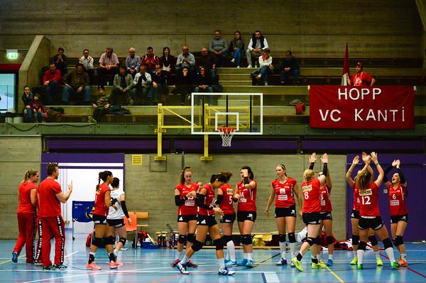 26.11.2016: Volley Lugano - VC Kanto 3:2
