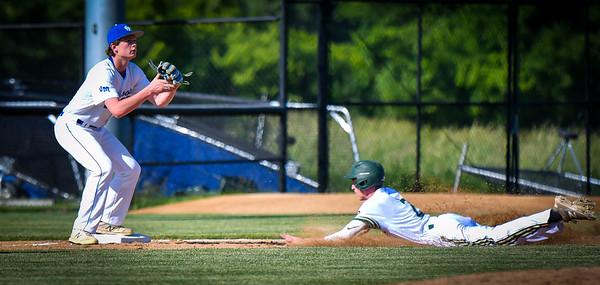 Van Meter Varsity Baseball vs Woodward Granger 6/13/19