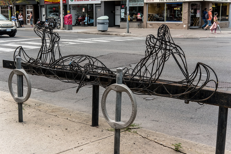 Canoe Sculpture