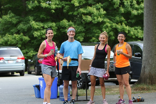 Long Run #11 - Lake Needwood South
