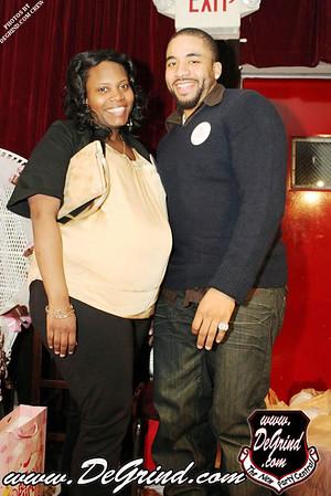 MELISSA & JULES BABY SHOWER
