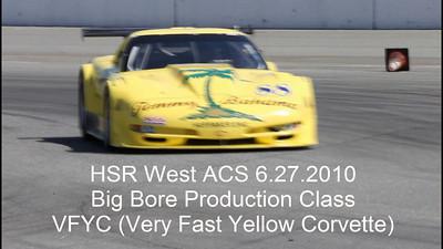 HSR West 6.27.2010