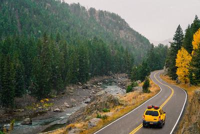 Yellowstone w McCreas