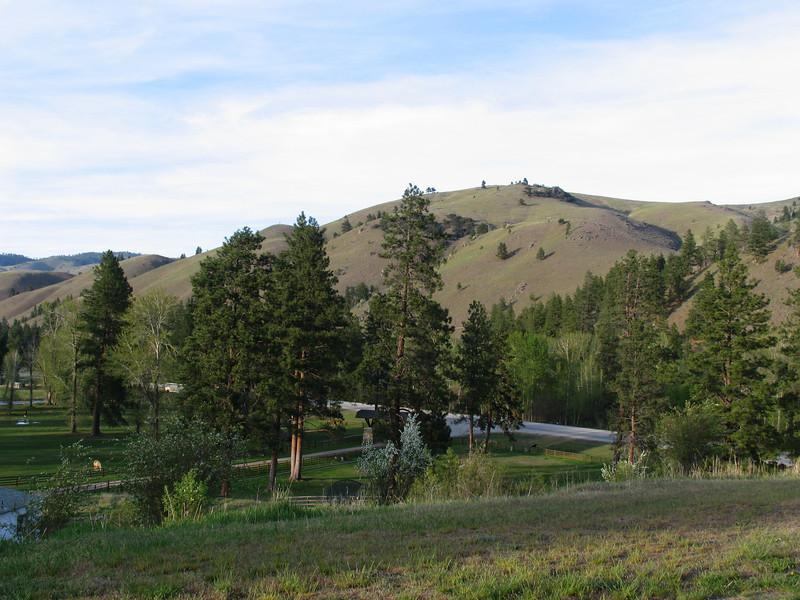 Yellowstone, Wyoming and Montana 2008