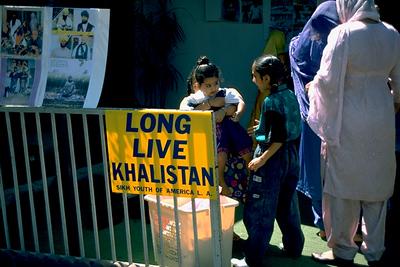 America or Khalistan?