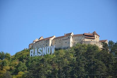 Rasnov Citadel