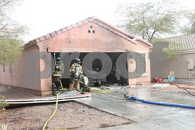 House Fire 43700 W Magnolia 12/31/2017