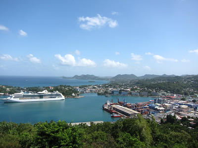 Southern Caribbean Cruise, 2013