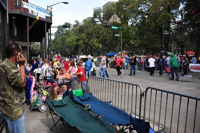 Mardi Gras 2011, Mobile, AL