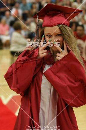 2016 West Central High School Graduation
