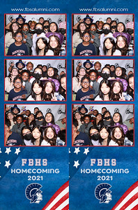 10/22/21 - FBHS Homecoming