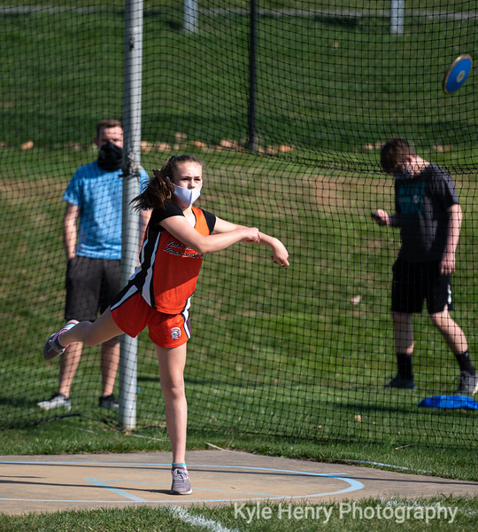 Suburban JV Track and Field