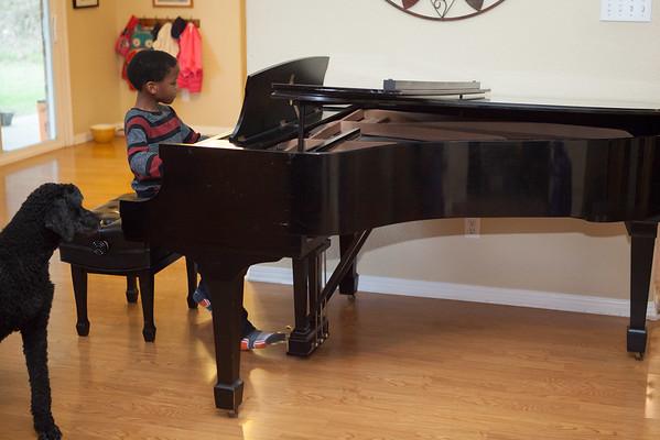 Ellen Piano Student Recital