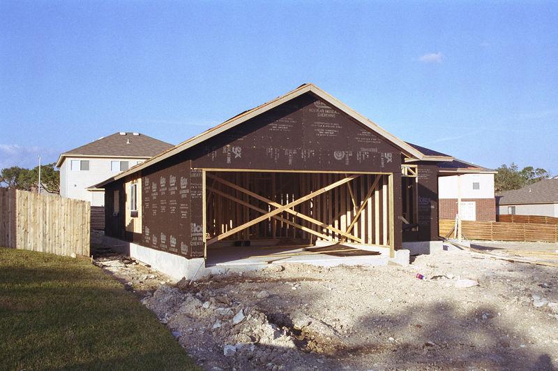 1998 11 25 - Mom's house being built 02.jpg
