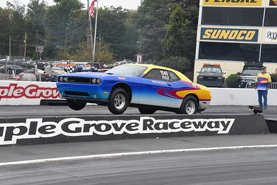 Super Stock on Track Action