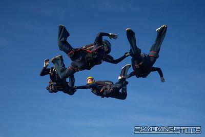 2019 Collegiate Skydiving Championship