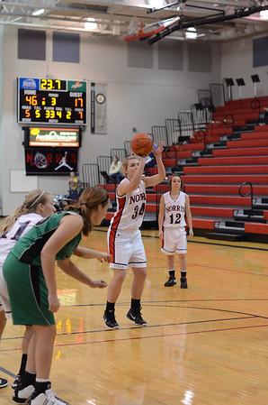 JV Girls Basketball vs Omaha Skutt