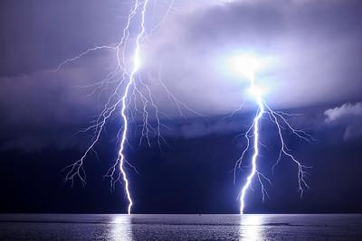 Lifetime lightning barrage