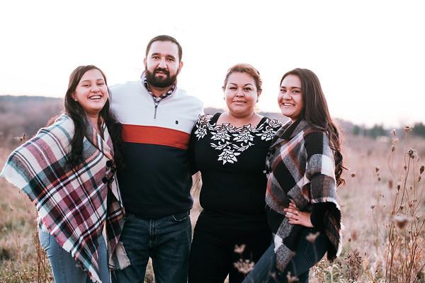 Nayeli and Family