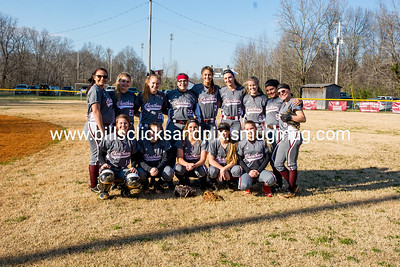 Lady Indians @ Cheatham Lady Cubs