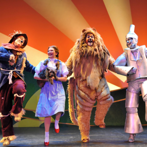 The Wizard of Oz -  April 28, 2018