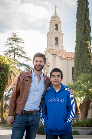 Nathan and Anderson - Big Brothers Big Sisters of Orange County & the Inland Empire