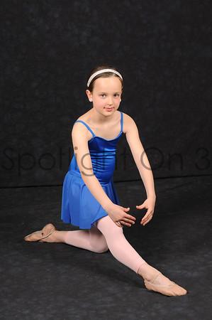 Ballet II A (Tues) - Ms. Shannon