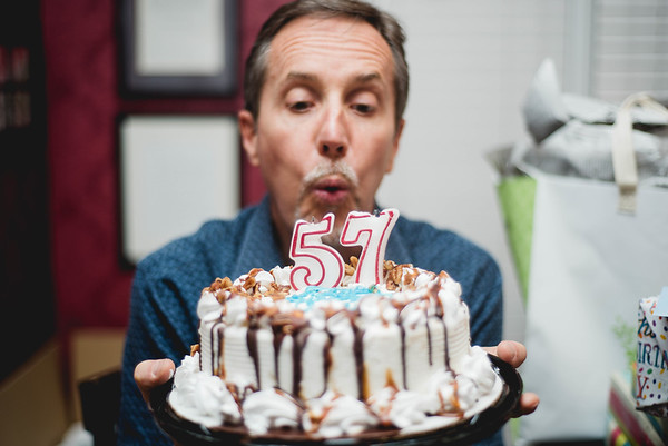Dad's 57th Birthday