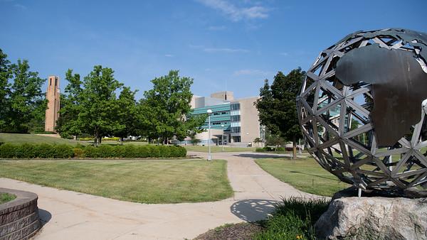 Summer 2020 Campus Improvements