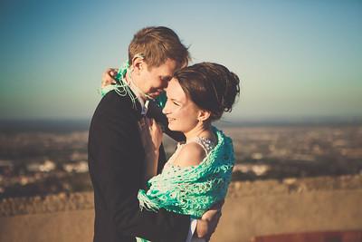 irina & charlie::: wedding