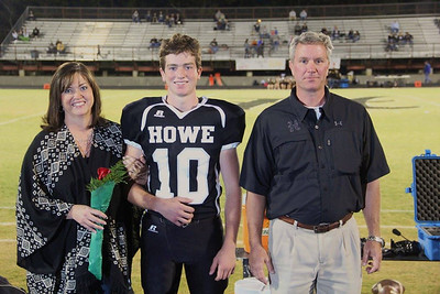HHS Senior Night, 10/30/2015