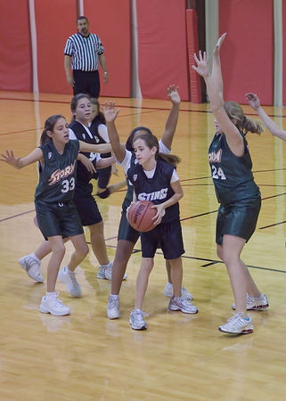 2005 Girls Basketball 11-12