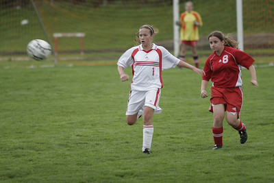 Girls JV Soccer - 4/30/2007 Whitehall